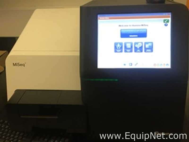 Illumina Miseq Sequencer