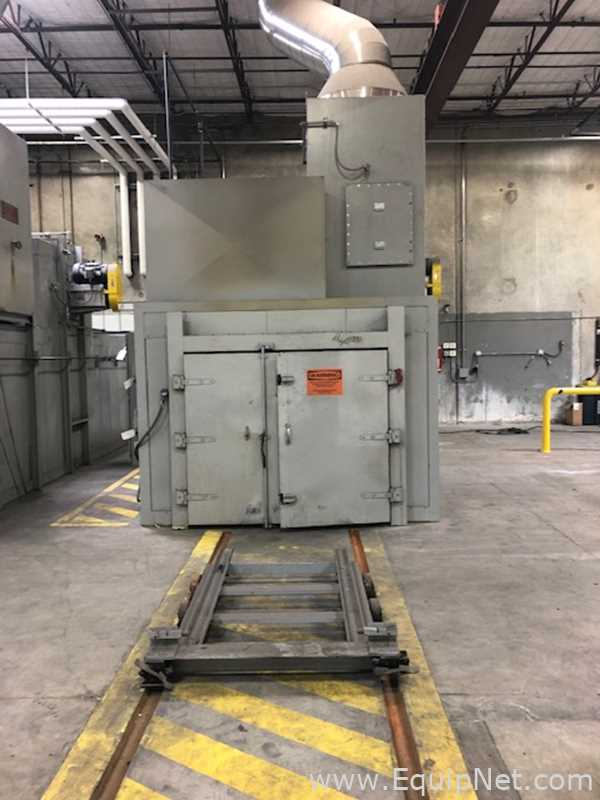 Epcon 13H-005 Burn-Off Furnace Furnace