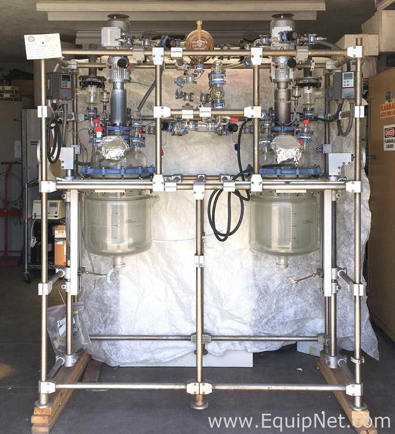 QVF Pilot-Tec Drawing No. 310188:001.26 Reactor