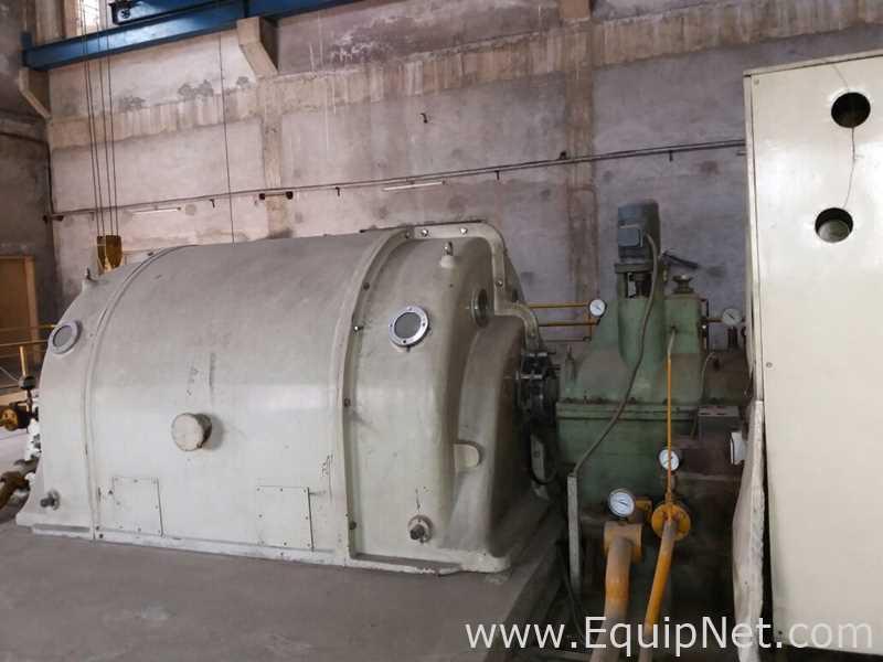 Jinan Power Equipment Factory GB/T7064 – 6MW Gasoline Generator