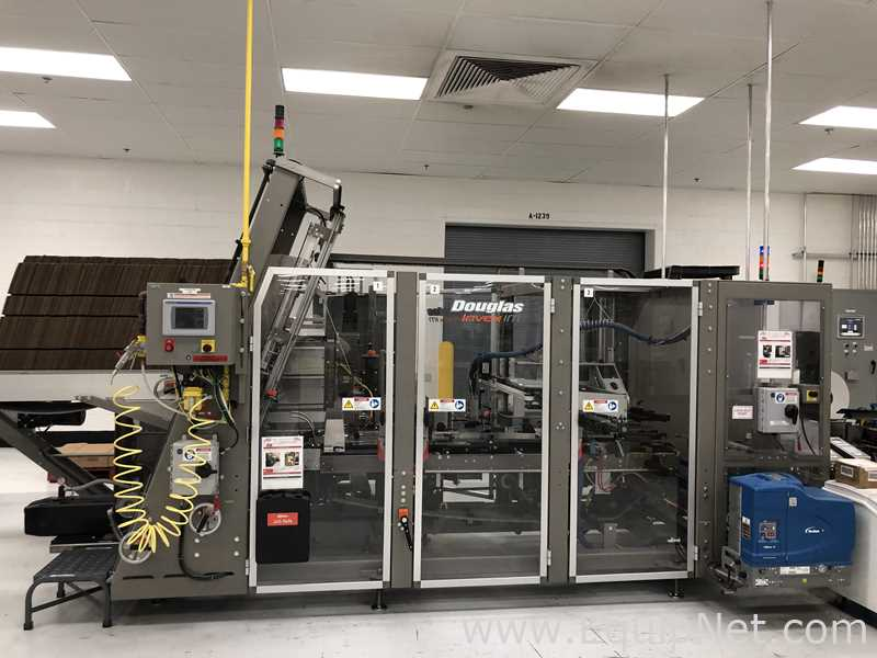 Equipamento de processamento e embalagem de dosagem sólida de grandes empresas farmacêuticas, incluindo Novartis, Teva e muitas outras