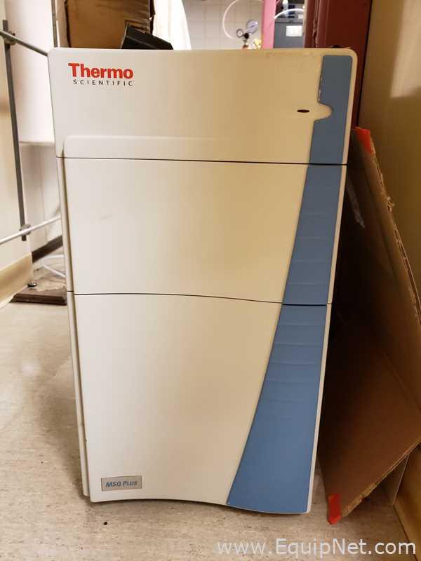 Espectrómetro de masas Thermo Scientific MSQ Plus