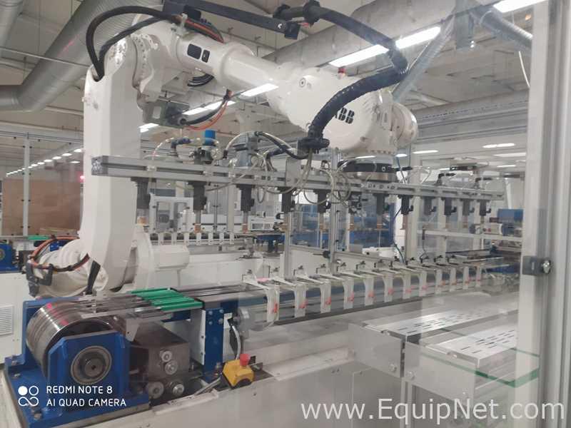 Schmid Solar Panel Module Manufacturing Line