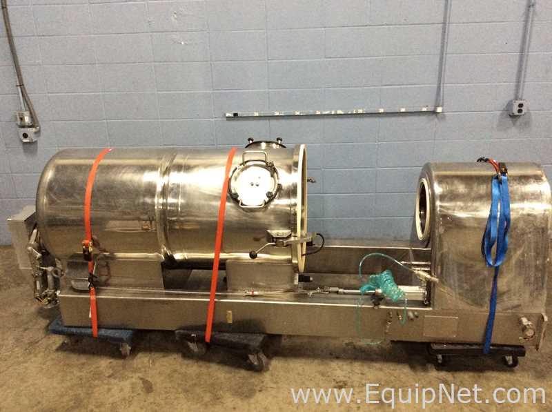 Secador de leito fluido Aeromatic AG e unidade de controle