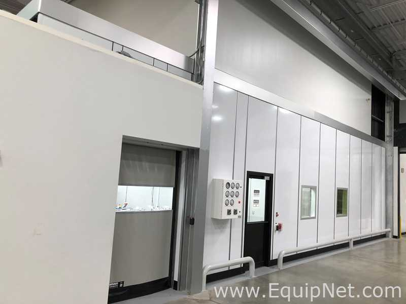 Clean Air Technology Custom Clean Room