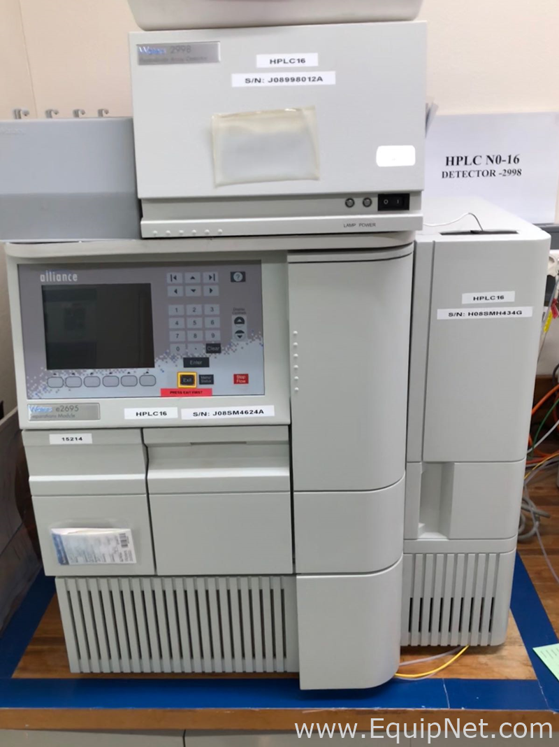 Waters e2695 HPLC