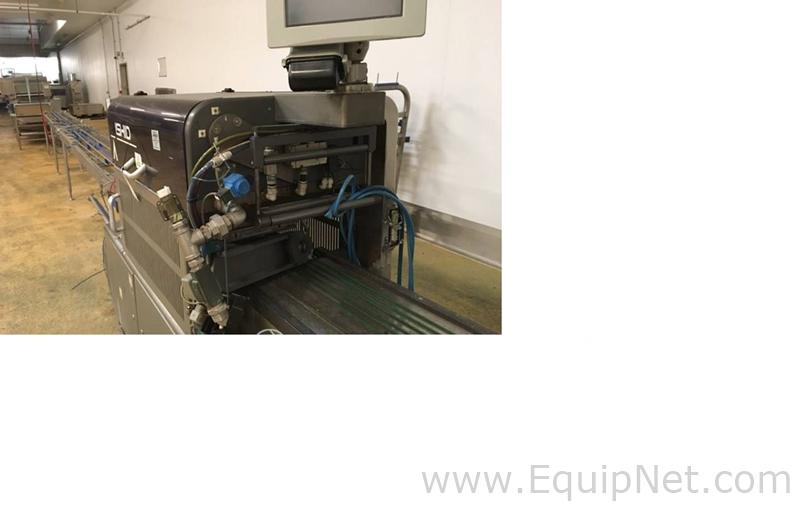 Ishida Co Ltd ishida qx 775 Tray Sealer