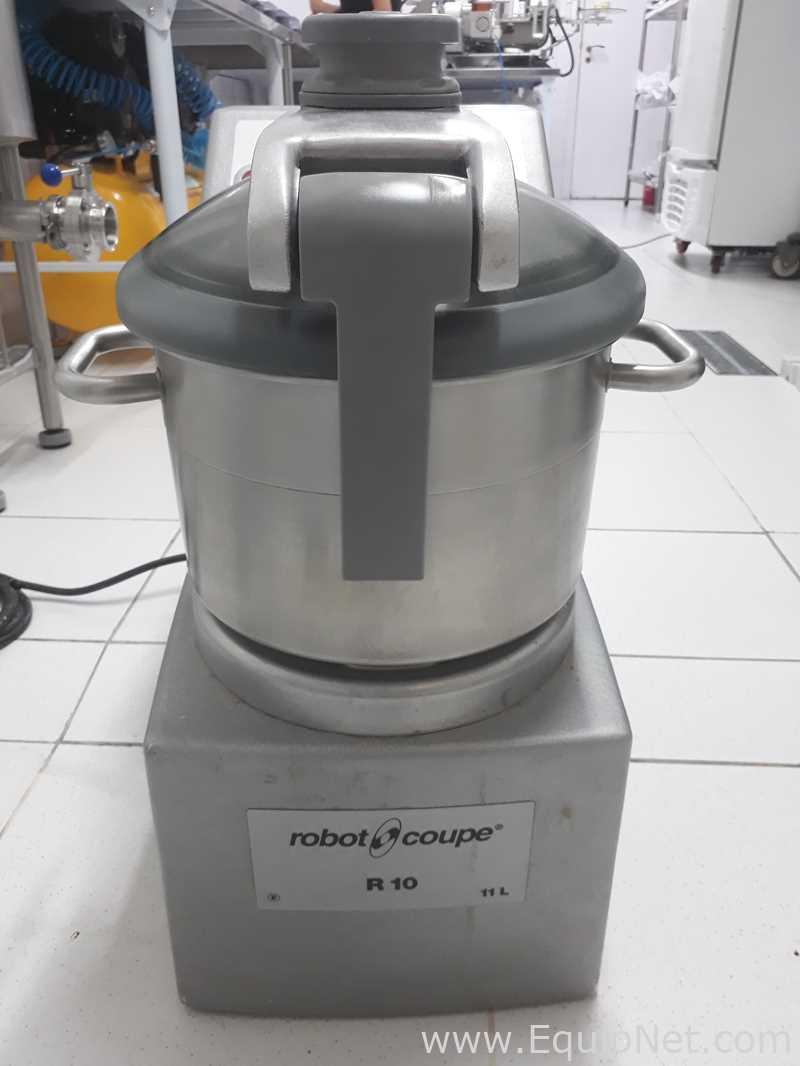 Robot Coupe R10 E Cortadora de mesa y procesador de alimentos