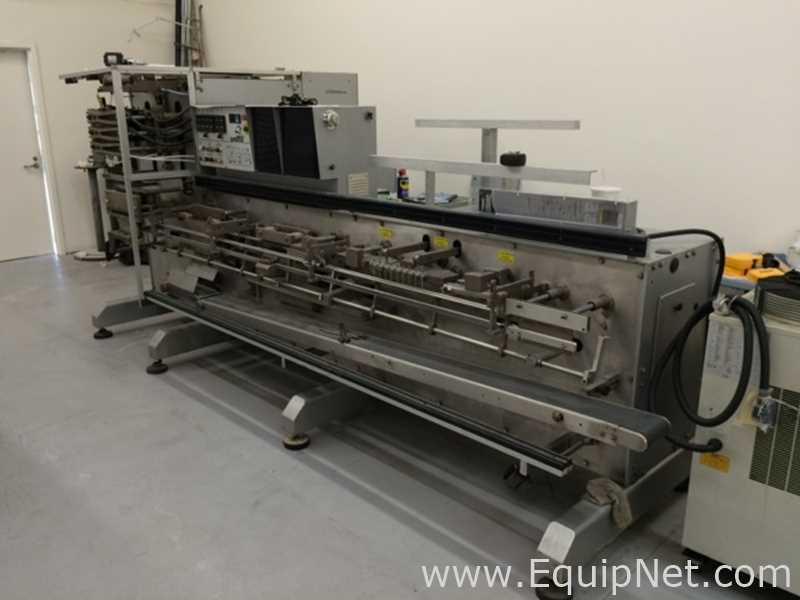 Máquina para embalagem blister Unifill AG TR86