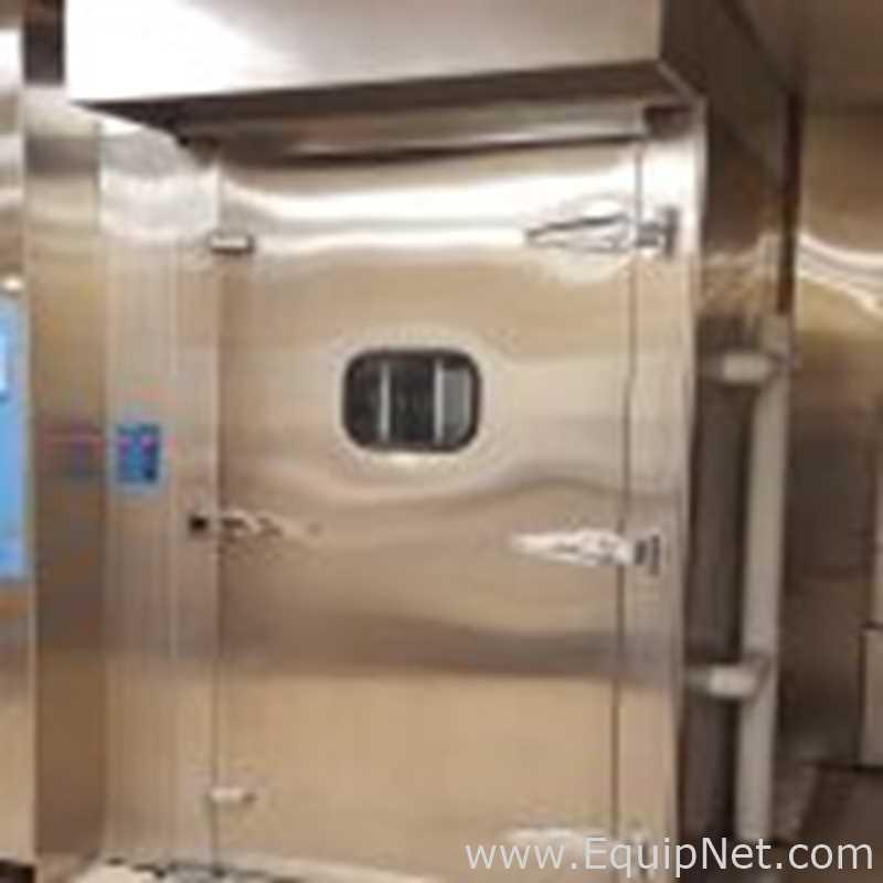 Lavadora de jaulas Scientek Technology Corporation SW 6300