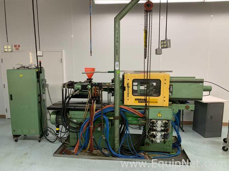 Sistema de moldagem ARBURG 220-90-350