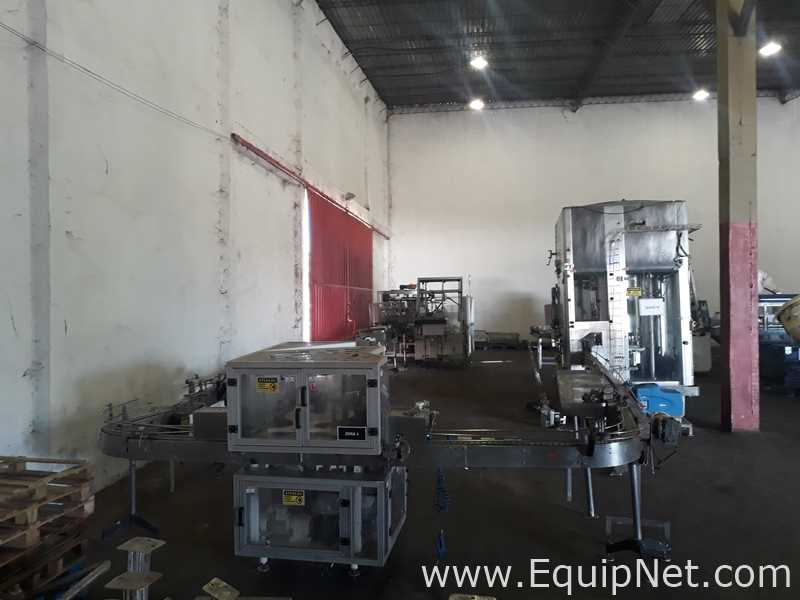 Filling Equipment Available In Brazil From Global Manufacturer