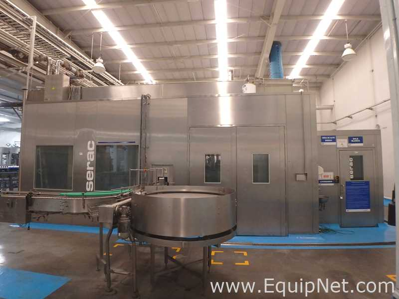 Processing and Packaging Equipment from a Leading Dairy Company