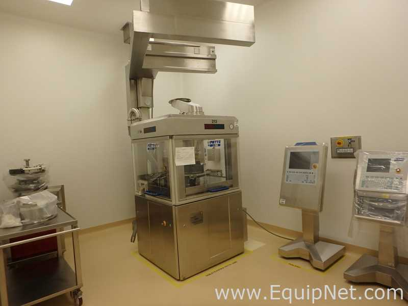 Fabricación de productos farmacéuticos y equipos de inspección de tabletas en México