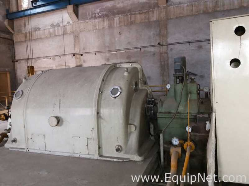 Jinan Power Equipment Factory GB / T7064 - 6MW Gerador a gasolina