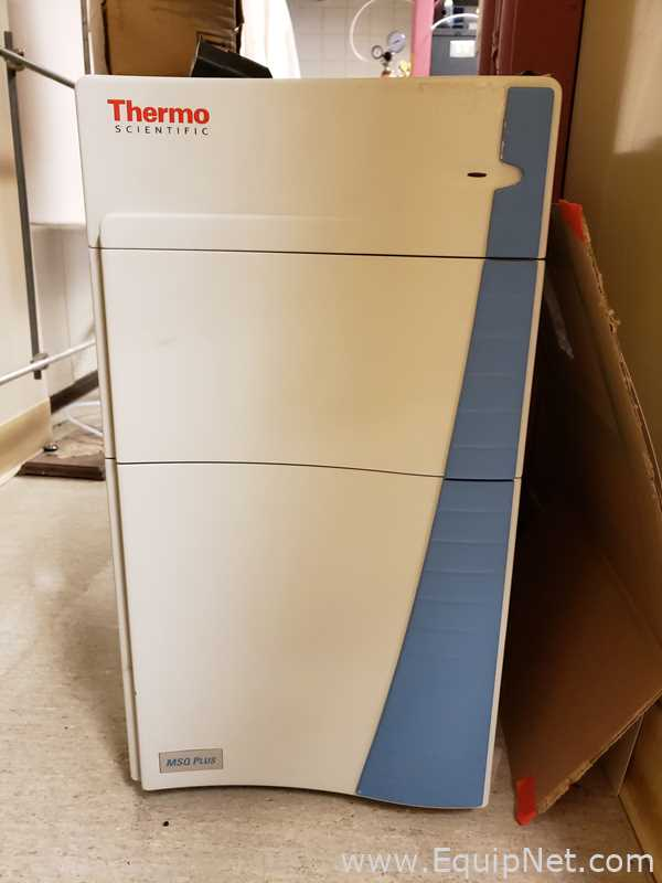 Thermo Scientific MSQ Plus Mass Spectrometer