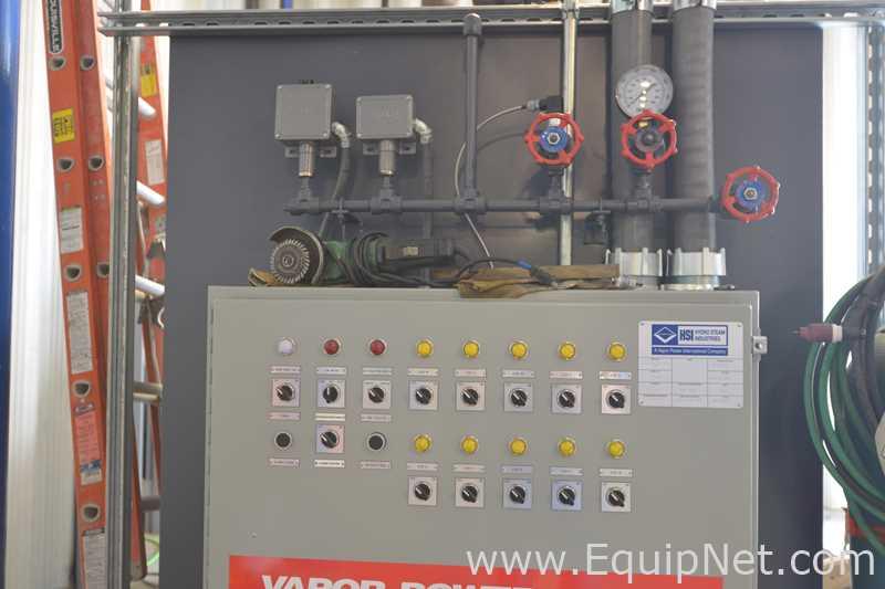 Gerador de vapor VaporPower HSI STR-2462