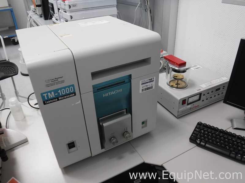 Microscopio electrónico de barrido de sobremesa Hitachi TM-1000
