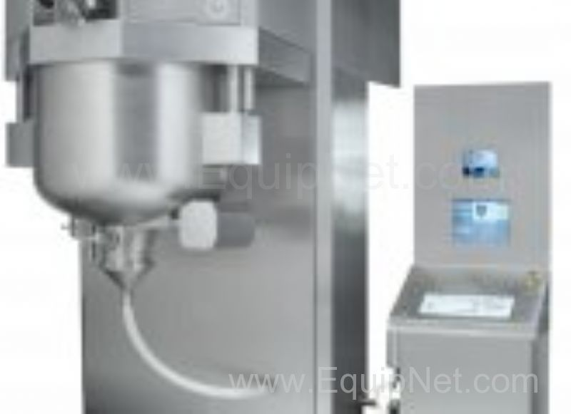 Granulador de alto cizallamiento Bohle modelo GMA 1200 V EX