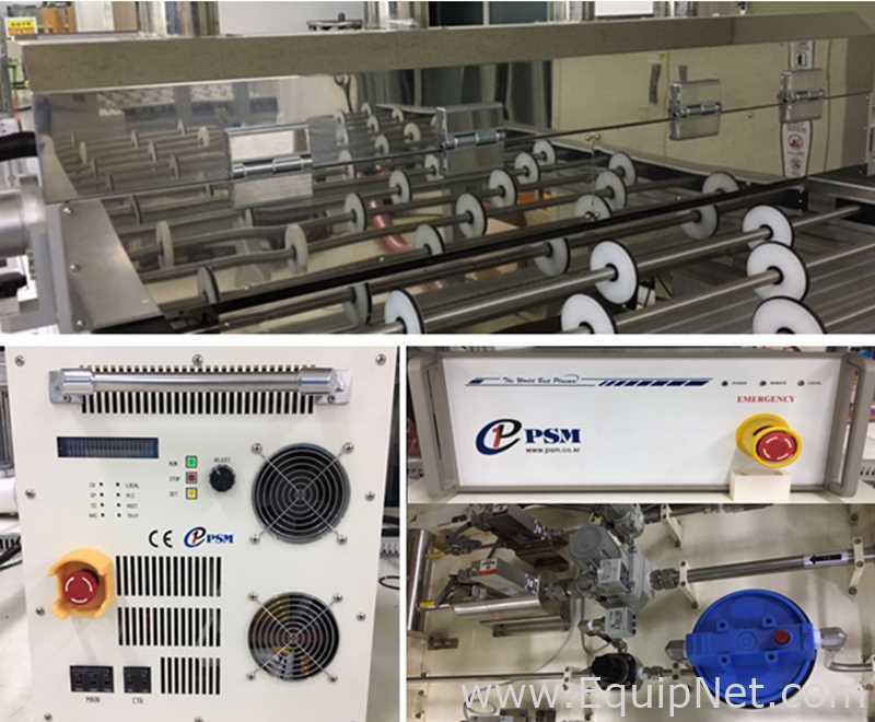 PSM Inc. DRPX2-1200 Limpador de plasma de pressão atmosférica