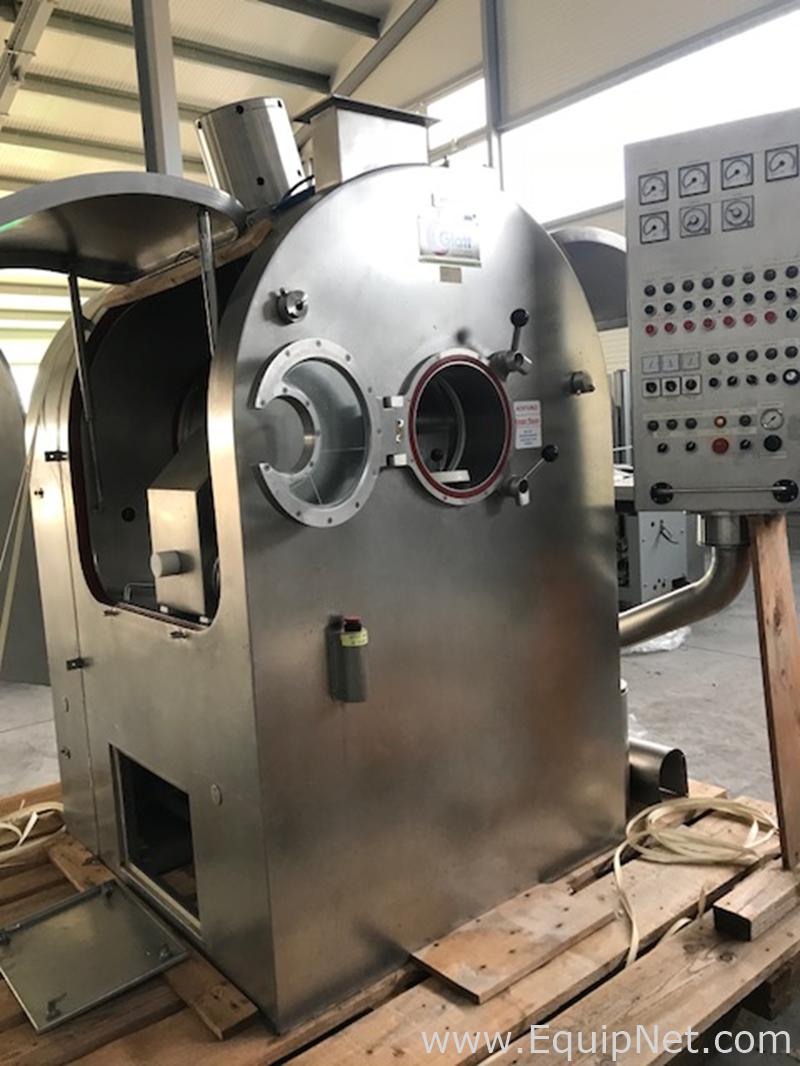Glatt AG GC 750 500 EX Recubrimiento perforado