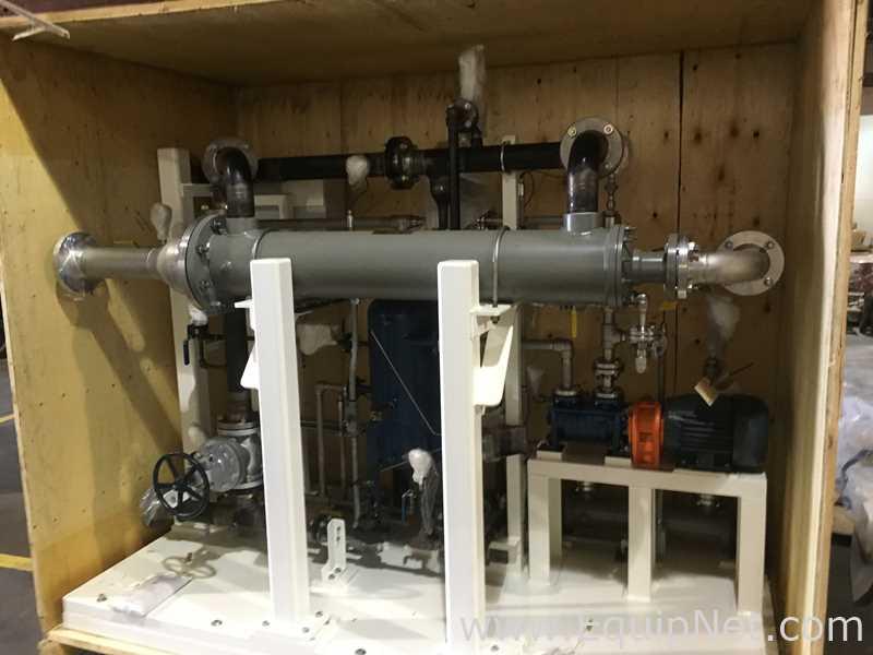 Sistema de vacío de recirculación total SIHI LPHR 20107 no utilizado
