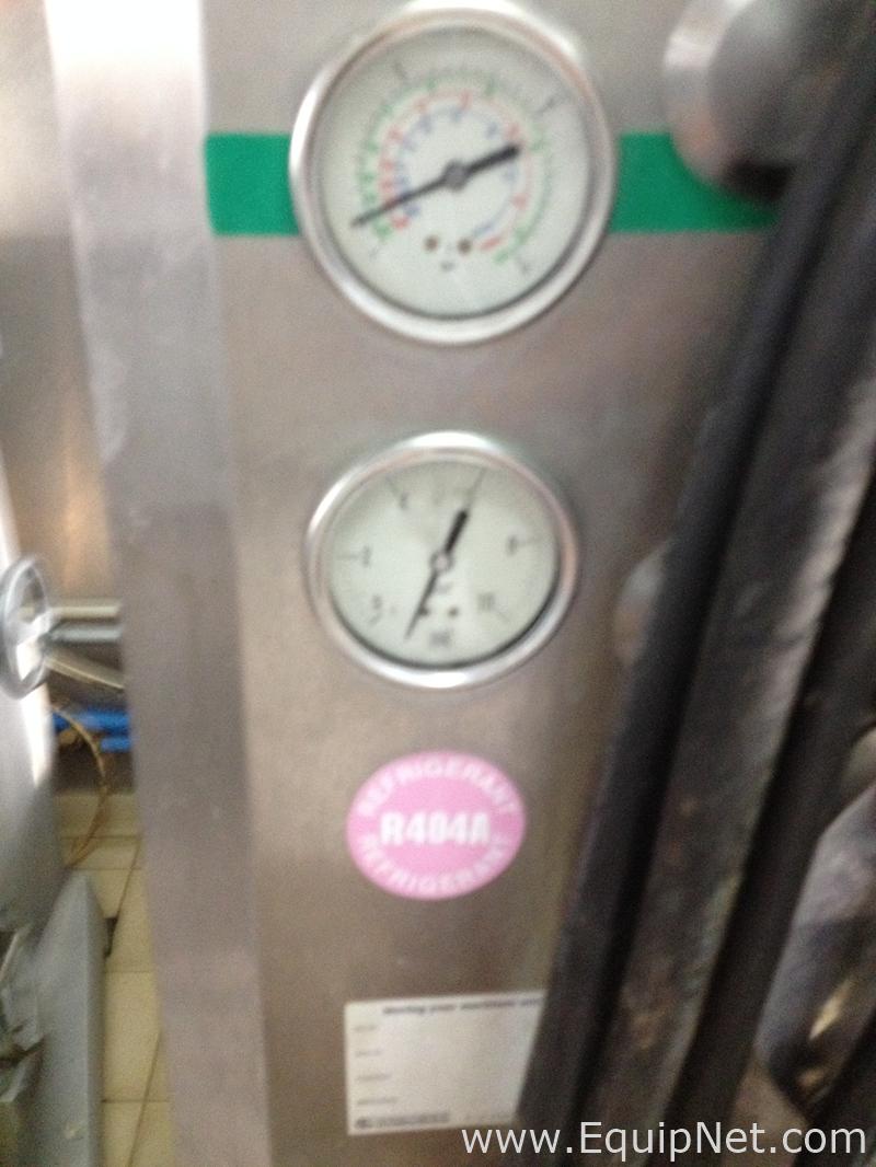 Congelador de sorvete CATTA 27 FRZ K200