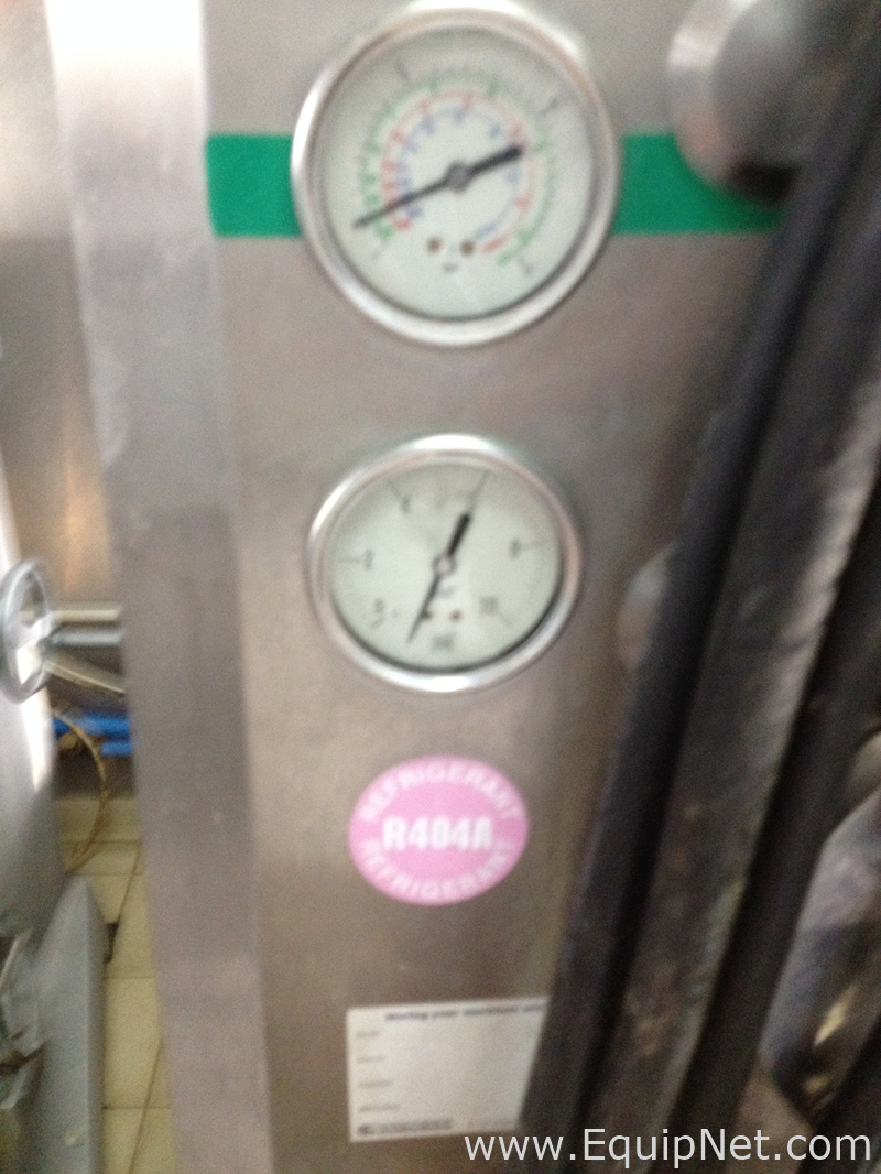 Congelador de helados CATTA 27 FRZ K200