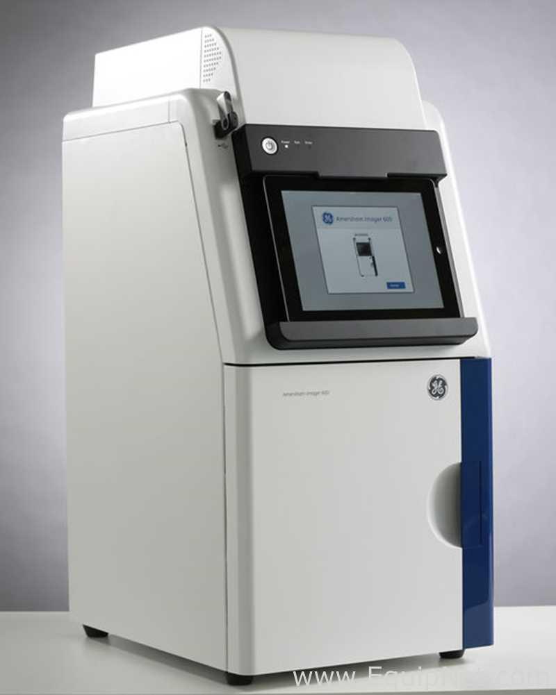 Generador de imágenes AI600 de GE Healthcare Life Sciences