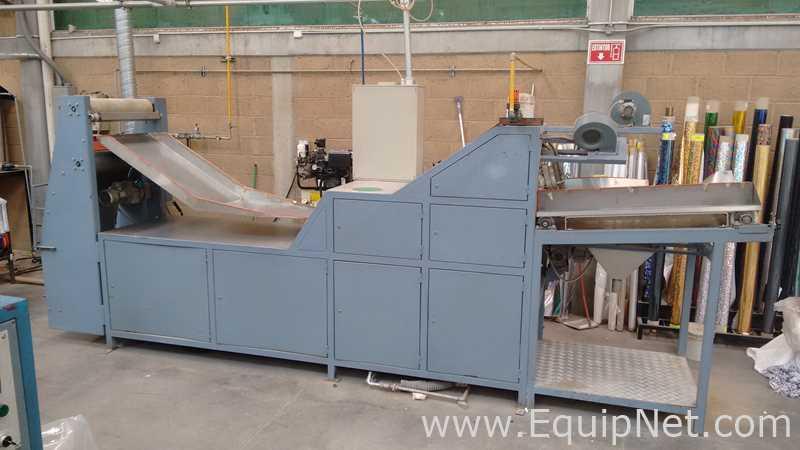 maquina de arrugar fata-conticrash 1232601-99 Maquinaria para Fabricacion de Telas