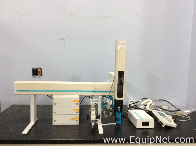 Leap Technologies PAL Autosampler CombiPal Analytical Equipment