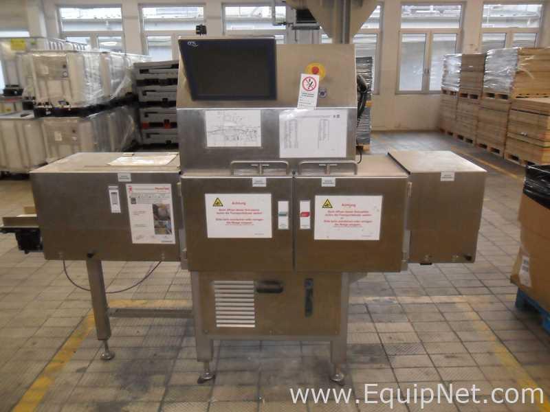 OCS HC 81100140 Combinación de inspección por rayos X y control de peso OCS
