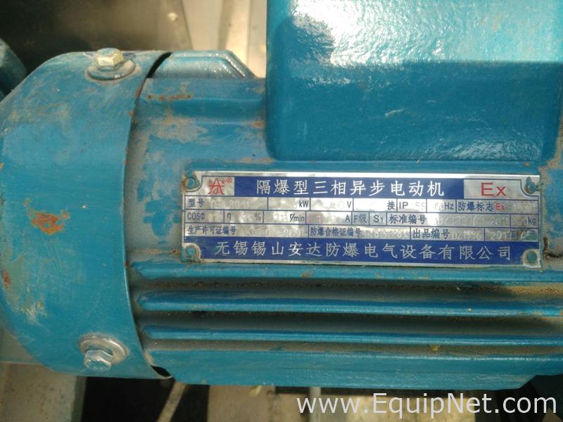 Shadong huadong blower Co. Compresor VW35
