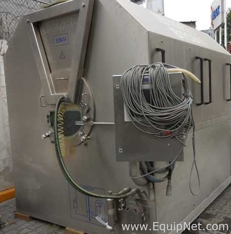 Bandeja de revestimiento perforada Bohle BTC-600 EX WIP
