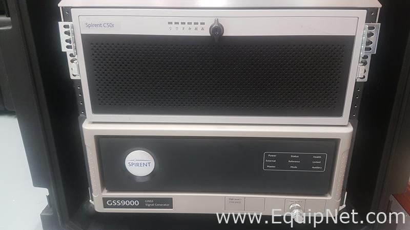 Spirent Communications Plc Equipamento de Teste de Sinal GSS9000