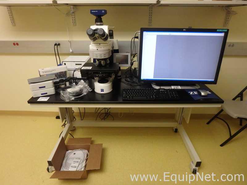 Equipo analítico y de laboratorio de una instalación líder en I + D en Kannapolis