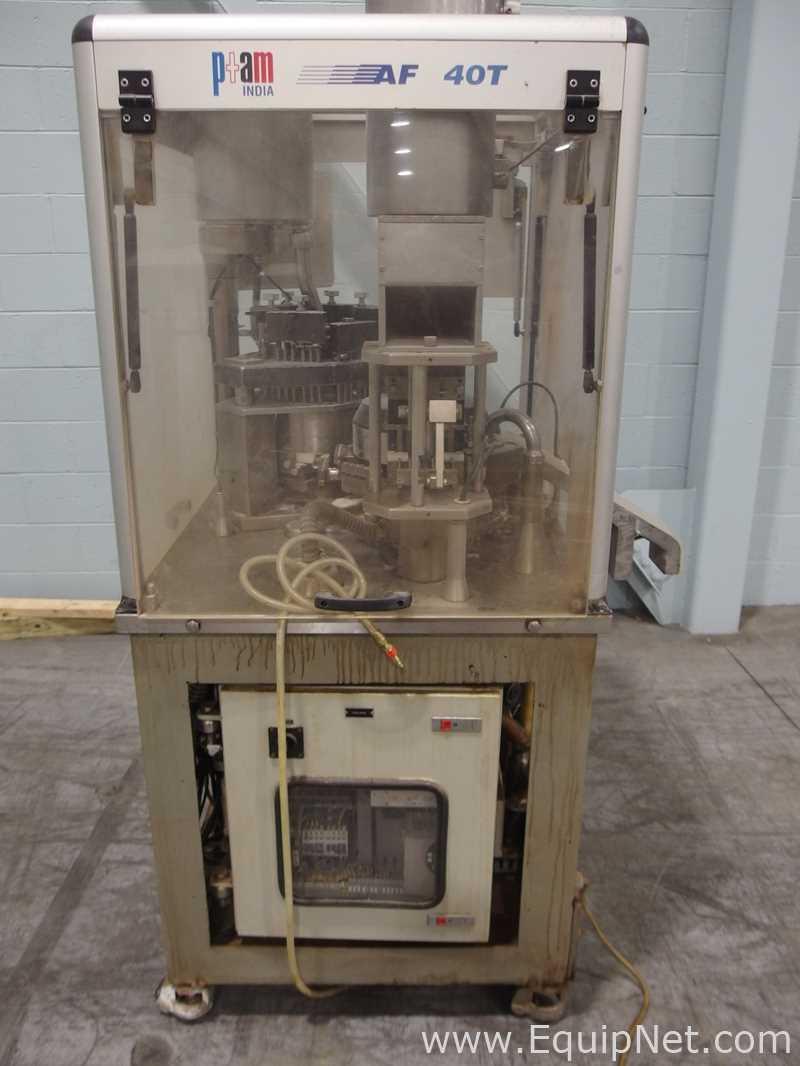 Llenadora de cápsulas AF 40T de ACG Pam Pharma Technologies