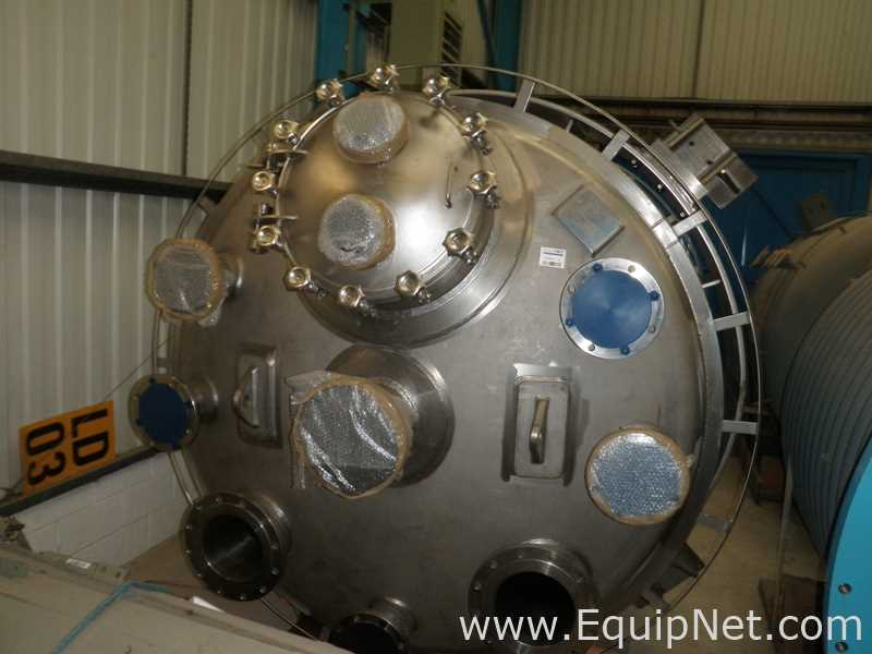 Chemical Equipment Available From Novartis Facility In Grimsby, UK