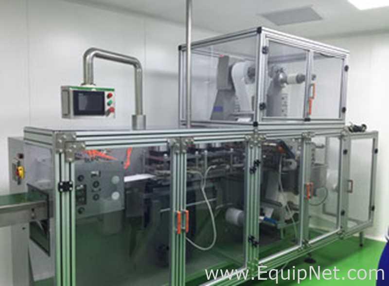 Máquina empacadora de vendas de parafina KRA-FSL Equipo Medico