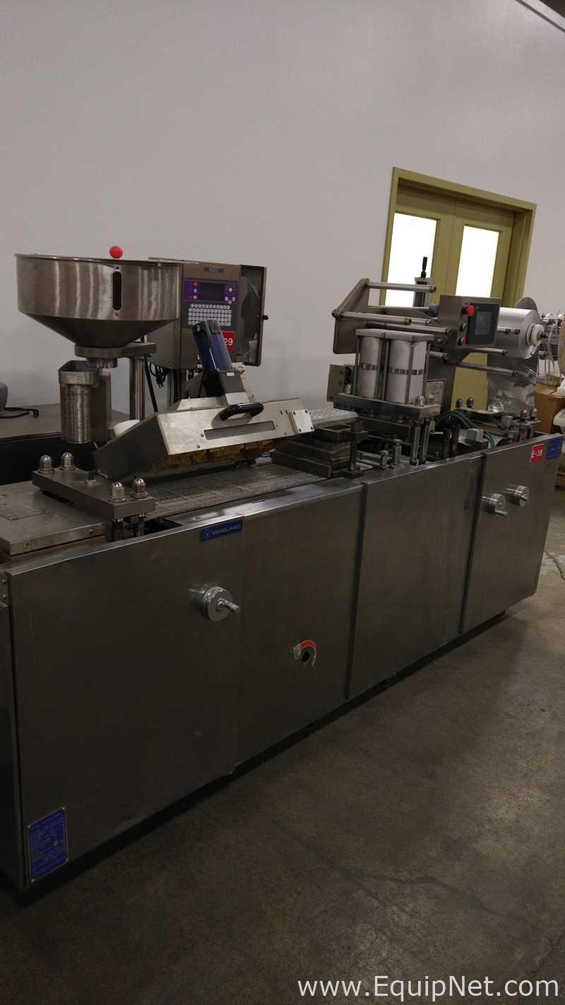Vanguard Pharmaceutical Machinery PBM-250C Blister Sealer