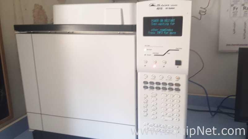 Cromatógrafo de gases (GC) sion 4210