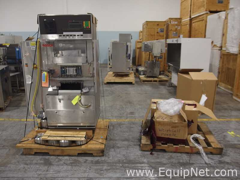 Capsule Check Weighers and Bottle Packaging Equipment