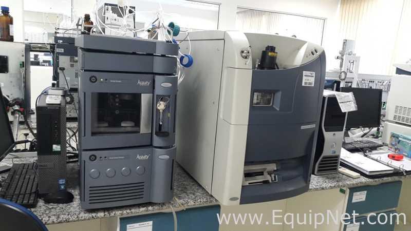 Laboratorio e instrumentos analíticos disponibles en Brasil