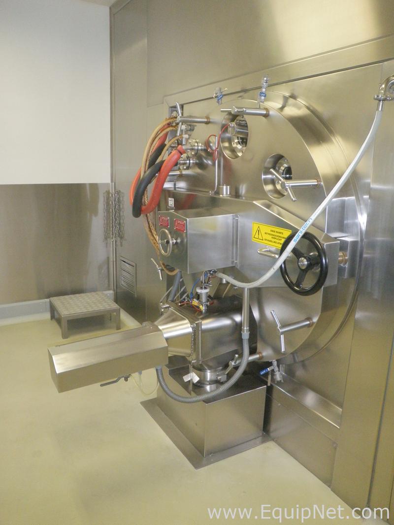 Equipo de procesamiento químico excedente disponible en Geel, Bélgica