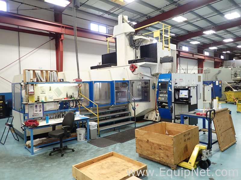 Metal Cutting and Fabrication Equipment from an Oregon Facility Closure