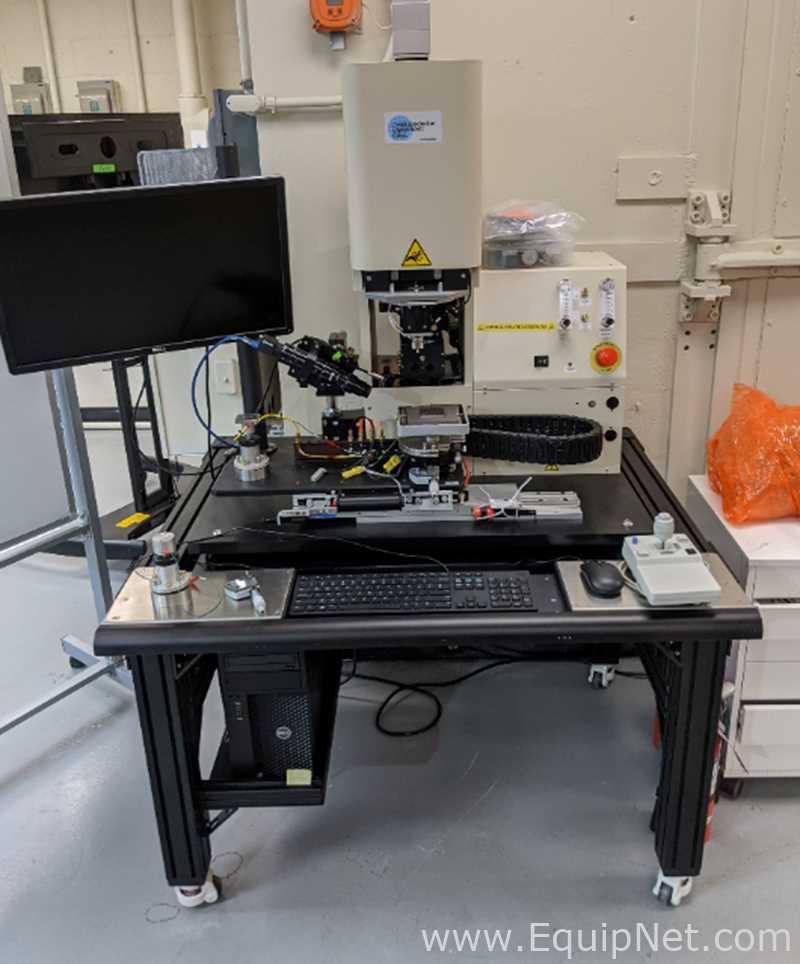 Semiconductor Equipment Corp 865 Pegadora con chip abatible Pegadora