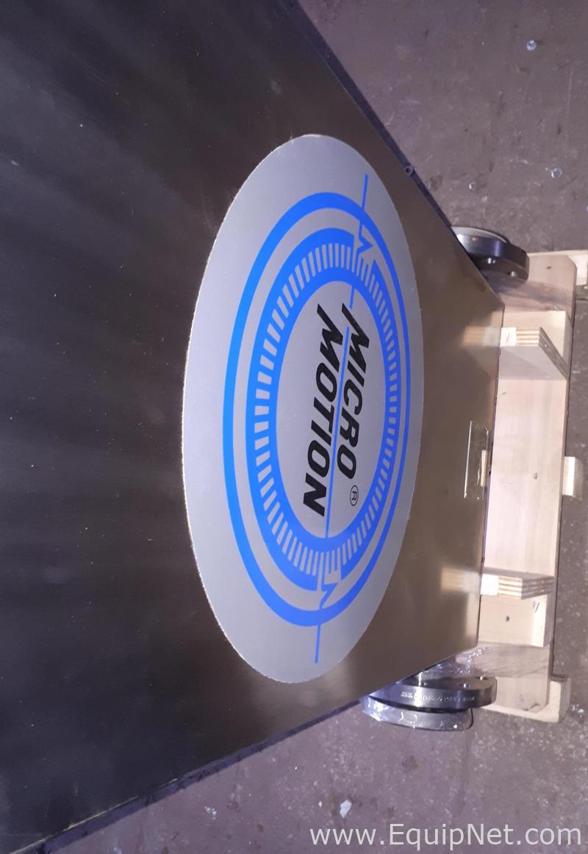 Sensor de flujo másico de Micro Motion DS 300S Rosemount