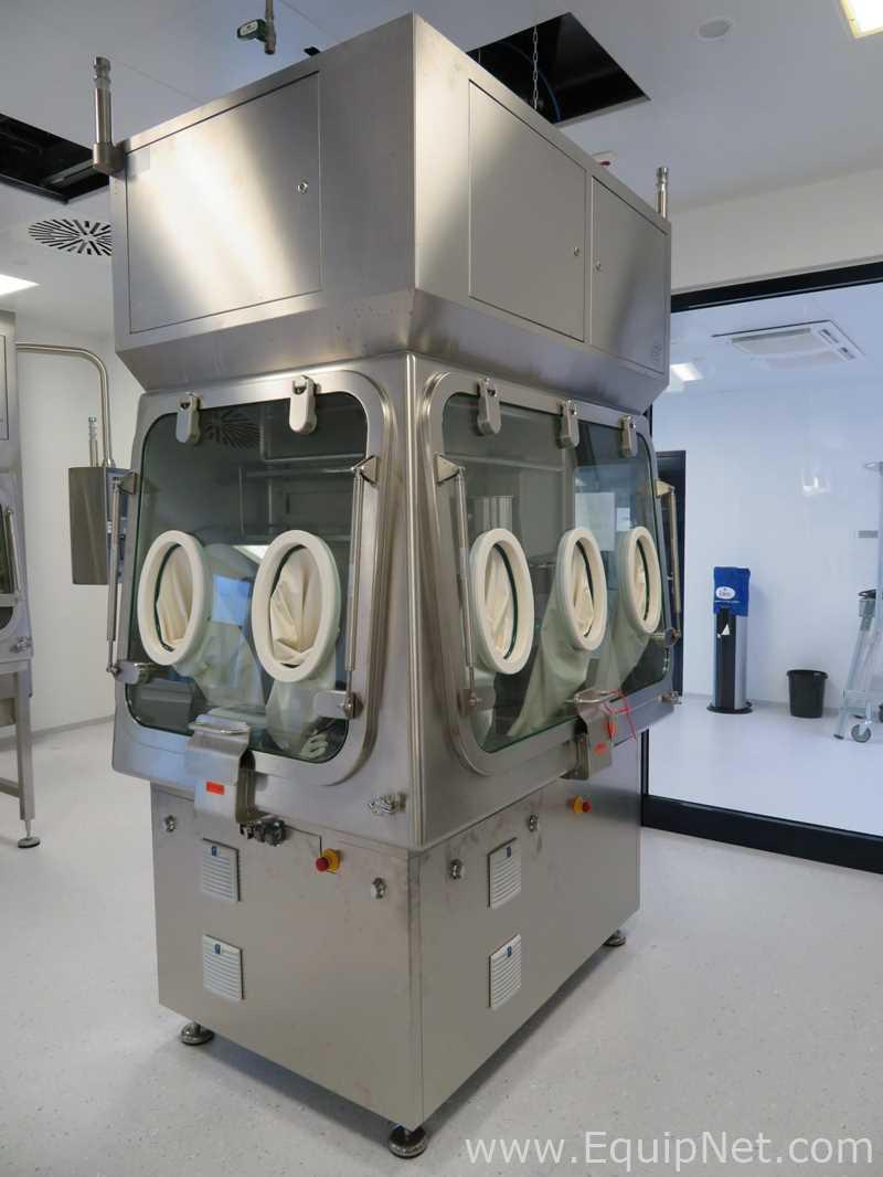 Laboratorio de dosis sólida y equipo a escala piloto de Novartis Alemania