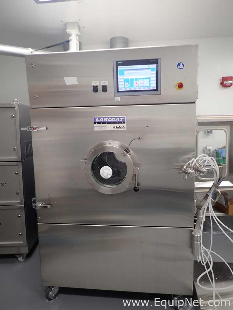 Bandeja de revestimiento perforada LCM50 de O Hara Technologies Inc.
