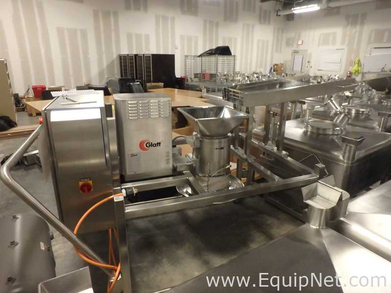 Equipo de fabricación de dosis sólida disponible en Carolina del Norte